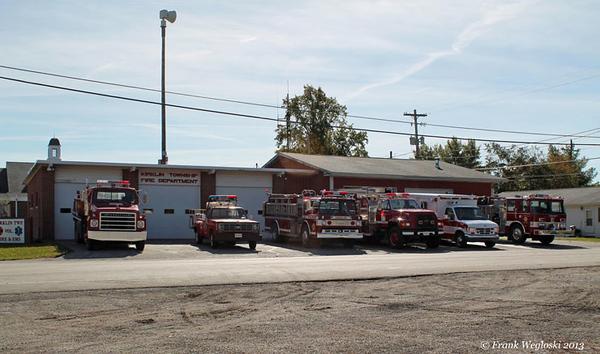 Kirklin Township Fire & EMS Station - 103 West Jefferson Street