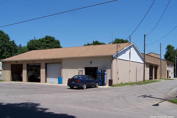 Kingsbury Fire Station 8 - 111 S. Main Street
