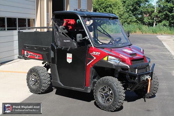 ATV 870 - 2017 Polaris Ranger -HP/75gal/5gal A foam