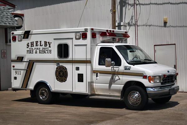 Unit 24 - 1992 Ford/McCoy Miller