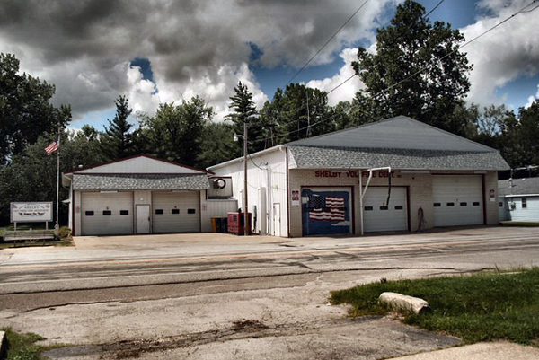 Shelby Fire Station - 23318 Shelby Road