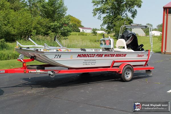 Boat 776 – Water Rescue Boat