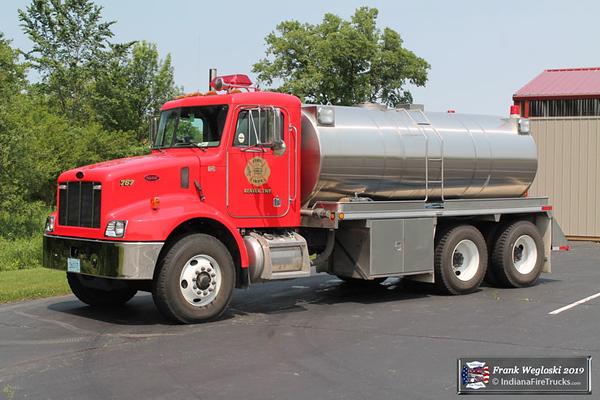 Tanker 767 - 2004 Peterbilt 385/Precision Tank & Equipment - 2600 gallon