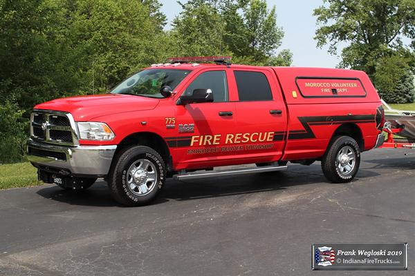 Rescue 775 - 2014 Ram 2500 - Water Rescue/Command