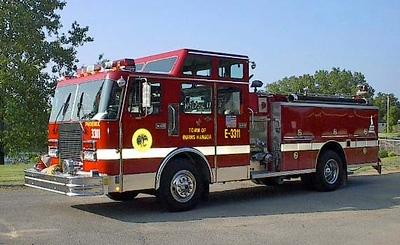 Former Engine 3311-2 - 1987 Darley/Spartan Gladiator - 2000gpm/1000gal
