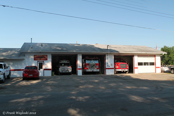 Idaville Fire Station - N Main Street and US-24