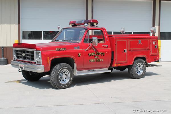 Former Rescue 8 - 1979 Chevy K20/Astoria/1985 FD