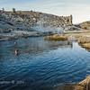 Hot Creek, Mammoth Lakes CA