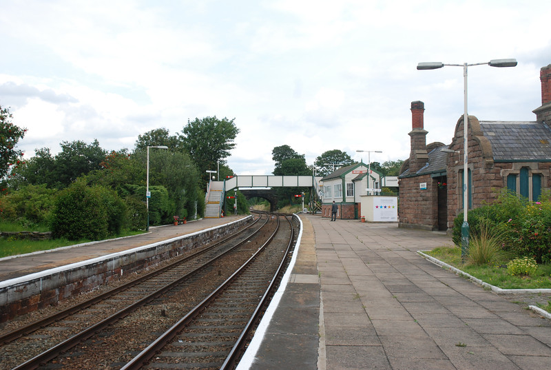 Shot taken from Platform 3 looking towards Frodsham