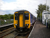 "156 426 <br /> <br /> 12 July 2011 <br /> <br /> 15.17 Helsby - Ellesmere Port <br /> <br /> Like when i did Denton the other Friday the same thing happened <br /> <br /> here i jumped off & i was the only person to get off!!! The Guard saw <br /> <br /> me taking a picture (and they must be used to people Ghost Station <br /> <br /> hunting and getting pictures and jumping back on again) & he <br /> <br /> shouted to me ""was i getting back on mate"" when i said no i'll pick <br /> <br /> you up on the way back on the return. It is quite a high gap between <br /> <br /> the platform and the step onto the 156 as can be seen here from the <br /> <br /> above view"