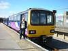 144016 <br /> <br /> Loaction: Heysham Port <br /> <br /> waiting to work back 13.15 Heysham Port - Leeds service