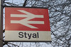 Styal Manchester: <br /> <br /> Liz ghost Station # 11<br /> <br /> GSM # 16<br /> <br /> Address: <br /> <br /> Station Road<br /> <br /> Styal<br /> <br /> Cheshire<br /> <br /> SK9 4JW <br /> <br /> Located <br /> <br /> Between Wilmslow & Heald Green <br /> <br /> Northern Rail Timetable <br /> <br /> # 18