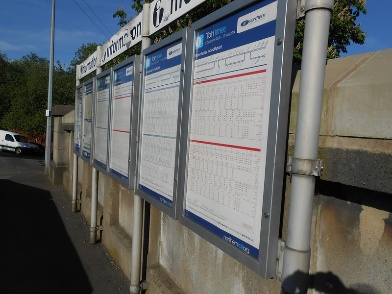 Pic by Liz <br /> <br /> of the information posters