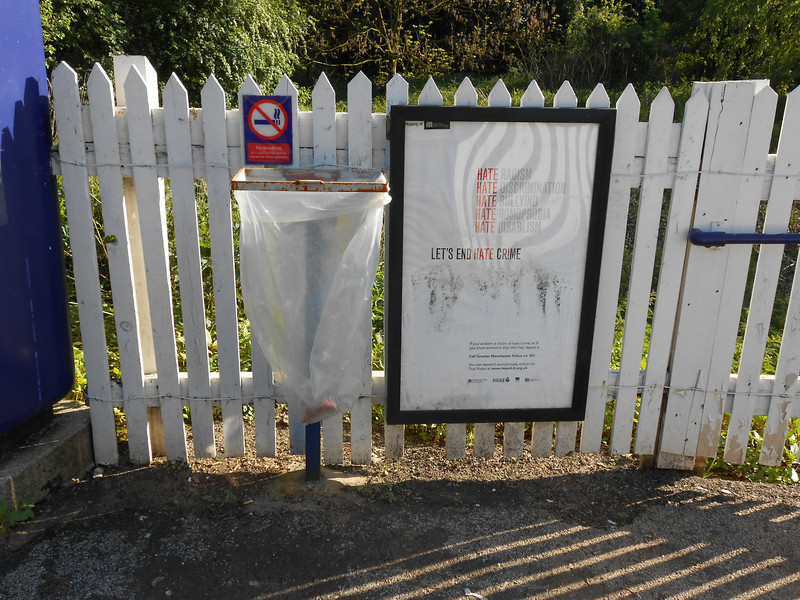 Pic by Liz <br /> <br /> along with the usual Ghost Station empty bin bag<br /> <br /> New to Smugmug?? <br /> <br /> To read the print clearly / make picture bigger : <br /> <br /> Best way to read it if you new to Smugmug<br /> <br /> Put your mouse pointer over centre of pic and <br /> <br /> double click which blows it up. <br /> <br /> Then in the Bottom RIGHT hand corner <br /> <br /> there is a RESIZE BUTTON so select size you want. <br /> <br /> To cancel and come back just click the big X in top right hand