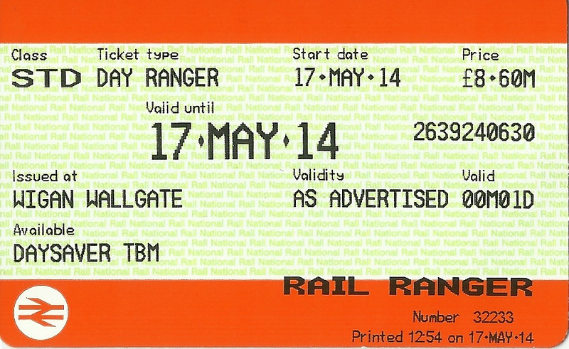 """We where both using Day Rangers very good Value for Train Tram and Bus <br /> <br /> More info here at this Link <br /> <br /> <a href=""""http://www.systemonetravelcards.co.uk/travelcards/details/daysaver-bus-train-tram"""">http://www.systemonetravelcards.co.uk/travelcards/details/daysaver-bus-train-tram</a><br /> <br /> New to Smugmug??<br /> <br /> To read the print clearly / make picture bigger : <br /> <br /> Best way to read it if you new to Smugmug<br /> Put your mouse pointer over pic and double click which blows it up. <br /> <br /> Then in the Bottom RIGHT hand corner there is a RESIZE BUTTON so select size you want. <br /> <br /> To cancel and come back just click the big X in top right hand side"""