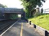 pic by Liz <br /> <br /> Just other side of the waiting shelter looking towards Bolton