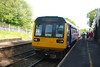 142 048 <br /> <br /> Sits in the Platform at Clifton <br /> <br /> Besides us there was a bunch of Kidders got off and at least two other people