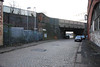 Couple of pics of Blind lane looking towards Devonshire Street Nth <br /> <br /> under the arch @ the bottom the station entrance is on the left