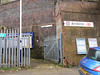 pic by Liz <br /> <br /> close up of the entrance to Ardwick