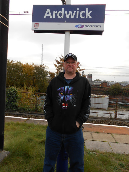 Pic by Liz <br /> <br /> 2nd visit to station # 7