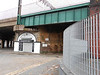 pic by Liz <br /> <br /> 180 degree spin round and you see this the entrance to Ardwick is <br /> <br /> actauly to the right up Blind lane but you would never now because <br /> <br /> it has no sign posts to say there is a station or anything