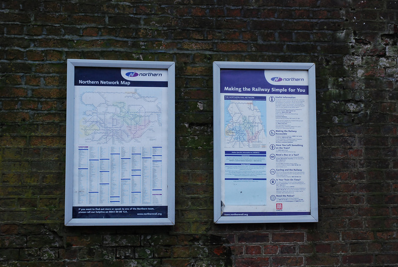 THe rather usefull Northern Rail Network Map & the UIP poster<br /> <br /> New to Smugmug?? <br /> <br /> To read the print clearly / make picture bigger : <br /> <br /> Best way to read it if you new to Smugmug<br /> <br /> Put your mouse pointer over centre of pic and <br /> <br /> double click which blows it up. <br /> <br /> Then in the Bottom RIGHT hand corner <br /> <br /> there is a RESIZE BUTTON so select size you want. <br /> <br /> To cancel and come back just click the big X in top right hand