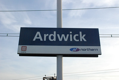 Ardwick <br /> <br /> Liz Ghost Station # 14 <br /> <br /> GSM # 7<br /> <br /> Address: <br /> <br /> Blind Lane<br /> Manchester<br /> Greater Manchester<br /> M12 6LY <br /> <br /> <br /> Location:  Manchester on the line to Guide Bridge & Ashburys which is the next station down from Ardwick. <br /> <br /> Northern Rail Timetable # 22<br /> <br /> How to get there on Public Transport:<br /> <br /> Best bet is either do it by train which is the easiest way or you can do a number of Buses from Piccadilly Gardens #'s 201 / 203 / 204 / 205 / 206 get off on Hyde Road and Ardwick is round the corner <br /> This is  another one that very hard to find if you on foot because as you will see the entrance is tucked away off the main road down a back street