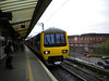 323 223 / 323 238 <br /> <br /> Manchester Piccadilly <br /> <br /> plat 14 <br /> <br /> 12 May 2013 <br /> <br /> working: <br /> <br /> 2T01 14.21 Manchester Piccadilly - Manchester United Football <br /> <br /> Ground Platform<br /> <br /> This wasn't due to depart till 14.21 but it arrived mega early at 13.55 <br /> <br /> and just sat in the platform for a good 25 mins!!! <br /> <br /> Which confused the hell out of Joe public because all services that <br /> <br /> normally left from plat 14 where going wrong line out of 13 which <br /> <br /> was unusual