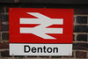 "Denton<br /> <br /> Liz station # 13 <br /> <br /> GSM # 6<br /> <br /> Address:<br /> <br /> Manchester Road<br /> <br /> Denton<br /> <br /> Greater Manchester<br /> <br /> M34 3NS<br /> <br /> Location: <br /> <br /> between <br /> <br /> Reddish South <br /> <br /> &<br /> <br /> Guide Bridge <br /> <br /> Northern Rail Timetable <br /> <br /> # 22  hidden as a foot note on page 16<br /> <br /> Getting there on Public Transport: <br /> <br /> There are two ways to get to Denton by Bus, First from Manchester <br /> <br /> Piccadilly gardens Bus station you can get the following buses <br /> <br /> which literally drop you off right outside Denton Station Bus #'s are <br /> <br /> the 201 / 204 / 206 / ask for Manchester Road / Denton Reservoir <br /> <br /> the station right next to the reservoir you see. <br /> <br /> Other way way is the # 317 from outside Guide Bridge Station  that <br /> <br /> runs every 37 mins past the hour and Ask for Manchester Road <br /> <br /> South Sainsburys stop get off there and you'll have Sainsburys <br /> <br /> behind you in front of you the Flyover for the M67 goes over just on <br /> <br /> the corner you will see an under bridge called Oldham Lane walk <br /> <br /> under there then Turn left and Denton just a short walk up the hill  <br /> <br /> for full bus information that i have mentioned check out the very <br /> <br /> good TFGM website:<br /> <br /> <a href=""http://www.tfgm.com/index.cfm"">http://www.tfgm.com/index.cfm</a><br /> <br /> Denton also has a Freinds of Denton station that promote the station <br /> <br /> there email for more information is as follows:<br /> <br /> fodr.station@gmail.com<br /> <br /> website:<br /> <br /> <a href=""http://www.dentonstation.co.uk/"">http://www.dentonstation.co.uk/</a>"