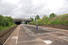 On my original visit here in 2006 i felt that i didnt take enough decent <br /> <br /> pictures to really illustrate what Denton is like so to re dress the <br /> <br /> balance heres the missing shot looking towards the exit & Stockport