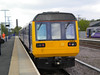 142 056 + 142 037 <br /> <br /> Terminate 2J45 in Plat 3 at Stalybridge