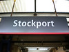 Stockport <br /> <br /> Start of the <br /> <br /> Fridays only <br /> <br /> Stockport - Stalybridge Parly <br /> <br /> address: <br /> <br /> Grand Central Way<br /> <br />  Stockport<br /> <br />  Cheshire<br /> <br />  SK3 9HZ <br /> <br /> regular services run every few minutes from Man Picc to Stockport