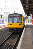 142 045 <br /> <br /> Location: <br /> <br /> Arriving ECS = Empty Coaching Stock <br /> <br />  into plat 3a <br /> <br /> at Stockport <br /> <br /> Date: <br /> <br /> 10th August 2012 <br /> <br /> I have put these next two pictures in mainly because the service <br /> <br /> train was late arriving into Plat 3 so in stead it came down from Man <br /> <br /> Picc and unusually arrived into plat 3a just like the good old days <br /> <br /> when i first started doing this service