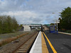 Picture by Liz <br /> <br /> Shot of the Preston bound platform looking towards Preston
