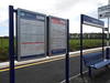 Picture by Liz <br /> <br /> The usual timetable posters and what engineering poster