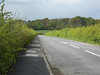 Picture by Liz <br /> <br /> Showing the Road and the very rural atmosphere around Salwick