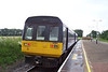 142 067<br /> <br /> Salwick <br /> <br /> 22nd June 2006<br /> <br /> Working 16.xxx off Preston ex Colne to Blackpool South