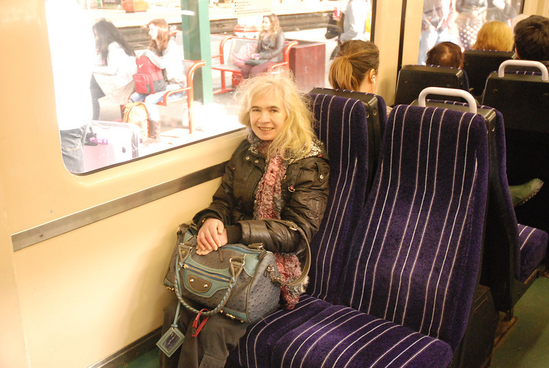 Liz <br /> <br /> On 150 119 <br /> <br /> waiting to Leave Preston for Salwick & Ghost Station # 21 in the book