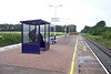 The mega facilaties @ Salwick a bench but at least you get a shelter
