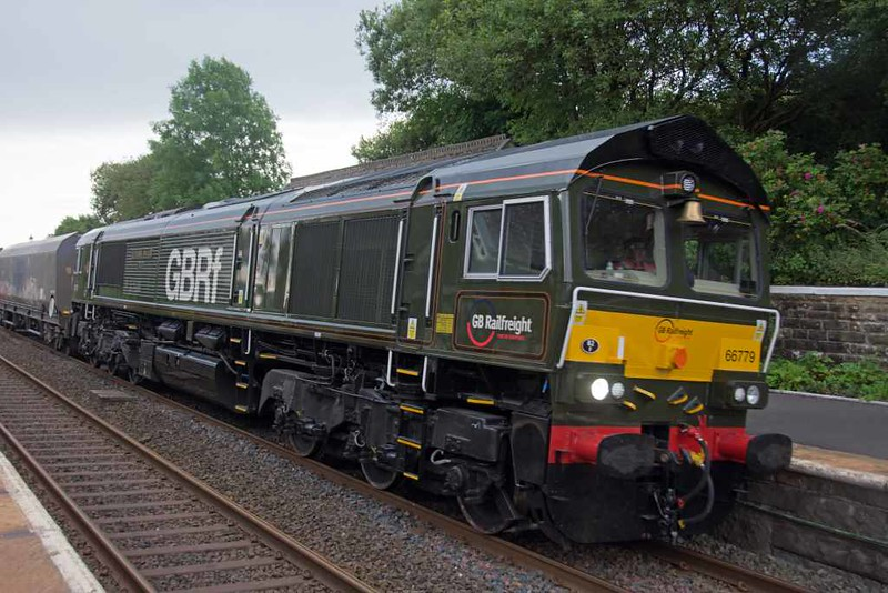 66779 Evening Star, 6M33, Horton in Ribblesdale, Wed 20 July 2016 - 1309 2.