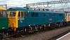 87004 Britannia, Crewe, 16 September 2009 - 1740