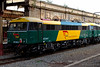 87014, Crewe, 16 September 2009 - 1706   The former Knight of the Thistle.