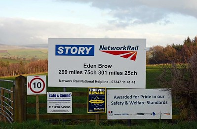 Lazonby, Low House and Eden Brows, 2017