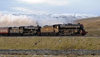 North West trains, 2012