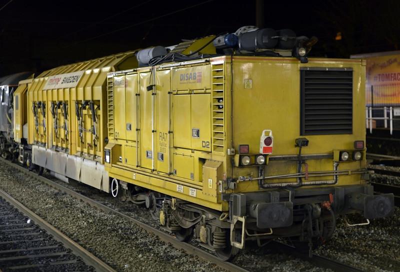 Disab Railvac 99 70 9515 001-4, Lancaster, Thurs 2 January 2013 3.