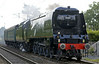 34067 Tangmere, 5Z42, Carnforth, Tues 12 August 2014 - 0745.  A move to Southall with 35518.