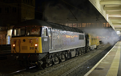 North West trains, 2014