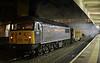 56312 Jeremiah Dixon, 6Z42, Lancaster, Thurs 2 January 2013 - 1908.  The stricken Grid starts its engine.