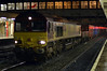 66065, 3F03, Lancaster, Wed 8 January 2014 - 2142.  A Longtown - Marchwood container move.