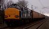 37605 T+T 37611, 1Z92, Carnforth, 31 January 2007 - 1502